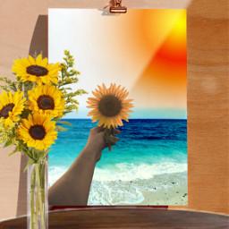 freetoedit sunset summer house irccreateyourownway createyourownway