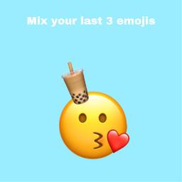 mix emoji
