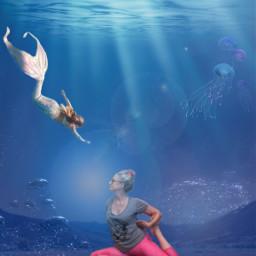 mermaidpose mermaidworld underwaterworld maturewoman maturebeauty matureyogini greyhairwoman greyhairmodel greyhairedwoman greyhairbeauty grayhairwoman grayhairmodel grayhairbeauty freetoedit