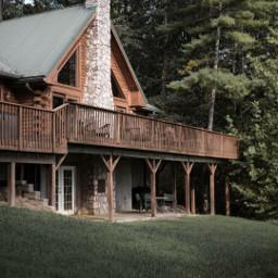 cabin northcarolina naturaleza relax moments