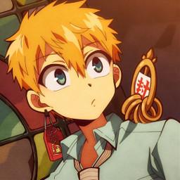 kou minamoto kouminamoto minamotokou toiletboundhanakokun tbhk jibakushonenhanakokun anime animeboy