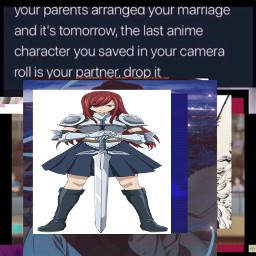anime fairytail freetoedit