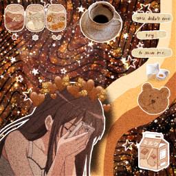 freetoedit brown brownedit brownaesthetic brownaesthetics animegirl animeedit sad sadgirl sadanime sadanimegirl sadgirledit