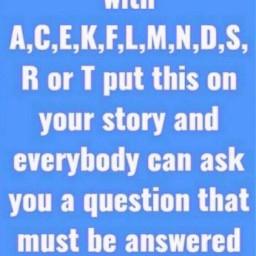 questions freetoedit