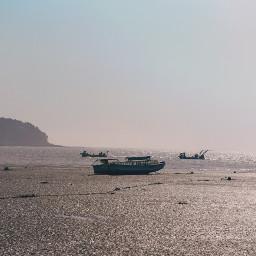 물빠진해변