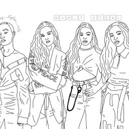 freetoedit littlemix lm jadethirlwall jade perrieedwards perrie leigh leighannepinnock leighanne jesynelson jesy getweird confetti dna salute lm5 glorydays cute drawing amazing awh congratsperrie congratsleighanne babies