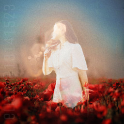 picsart madewithpicsart girl surreal ghost shine