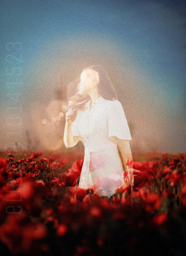 Be creative with PicsArt  #picsart #madewithpicsart #girl #surreal #ghost #shine