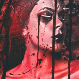 darkart poster commission premium horror technikó