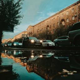 hovyan reflection streetphotography