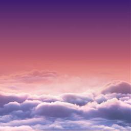 sunset pink remix clouds emily cloud freetoedit