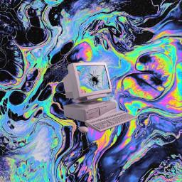 vaporwave editedbyme freetoedit