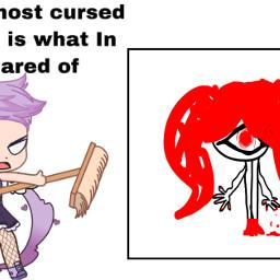 cursed freetoedit