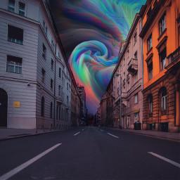 surreal surrealart digitalart aesthetic myedit editedbyme madewithpicsart picsart art freetoedit