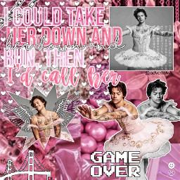 harrystyles edit harrystylesedit harrystylessnl ballet pink shesmycollar dontremixoredit freetoedit