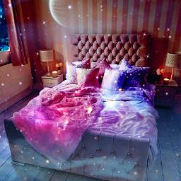 room star moon night freetoedit