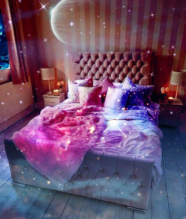 #room #star #moon #night
