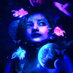 mastershoutout space galaxy galactic universe fish water underwater overwater planets stars hope hopeful background galaxybackground underwatercreatures light dark glow picsart heypicsart madewithpicsart pleasevote srcgoldenfish goldenfish freetoedit