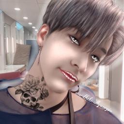 nine wookjin onlyoneofnine onlyoneof kpop manipulation edit may