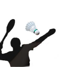 badminton play freetoedit