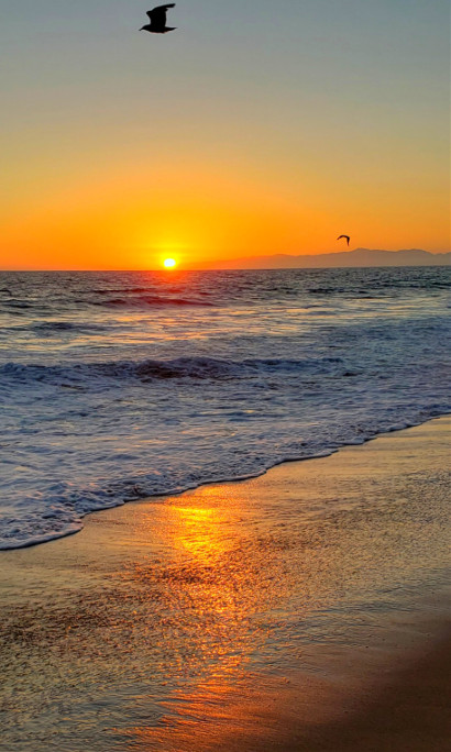 sunsetbackground