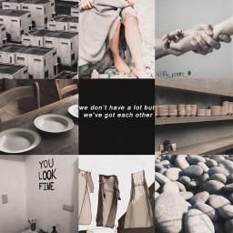 abnegation divergent aesthetic grey freetoedit