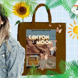 editedbyme editing summer cactus girasol vibes howtoedit howto bag bags freetoedit