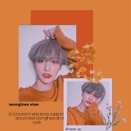 kpop ateez seonghwa wallpaper freetoedit