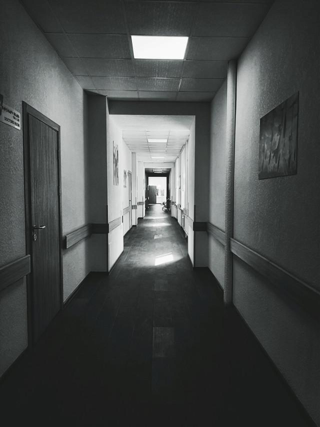 #emptyroom #empty #hospital #mystical #doors #background #remixit #remixme #spooky #ghost