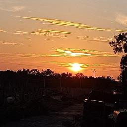sunset fanartofkai summer