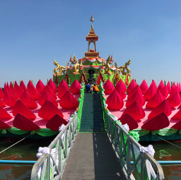 thailand architecture temple colorful pccolorsisee colorsisee
