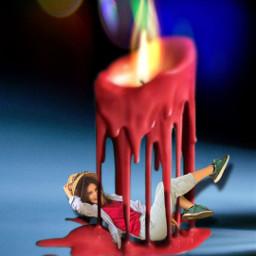 candle light girl wallpaper aestheticwallpaper darkbackground lightbackground flame picsart freetoedit ircthebeautyinhaze thebeautyinhaze