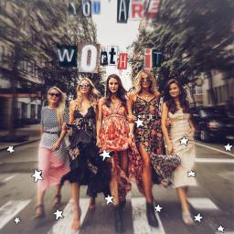 girlpower women stars srcyouareworthit youareworthit freetoedit