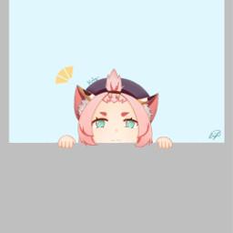 diona genshinimpact dionagenshinimpact genshinimpactdiona anime animegirl animedrawing drawing