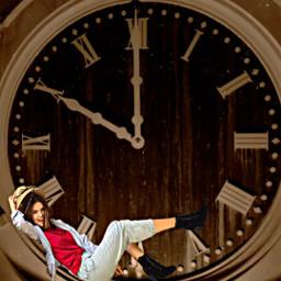 clock mysticfalls mysicfallsclock freetoedit ircthebeautyinhaze thebeautyinhaze