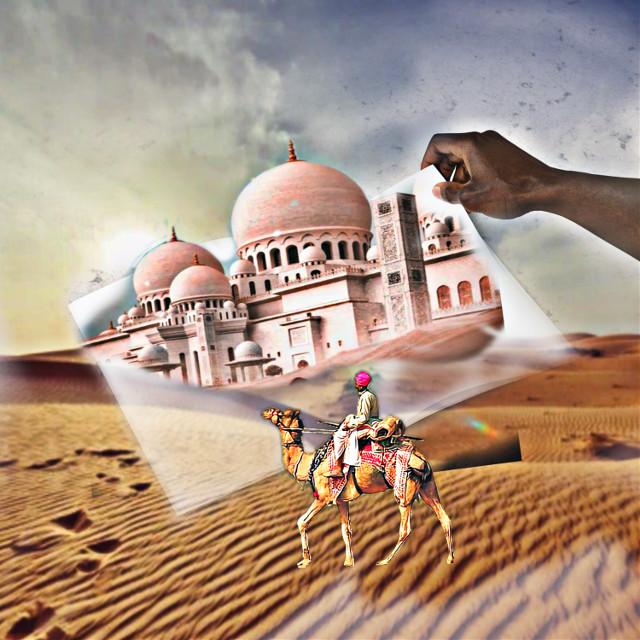 #desierto  #desert #arena  #fondoamarillo #fondodesierto #arabe