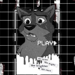 freetoedit remixit nondisney animash balto wolf lobo dog perro black oscuro blackaesthetic noise aesthetic kerosene mydemons dark edit fondodepantalla phonewallpaper