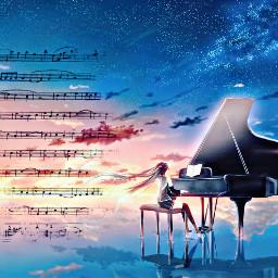 piano lirycs lyrics clouds blueaesthetic srcmusicalnotes musicalnotes freetoedit