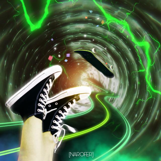 extreme!! 👟🎆💚 #ircstepbystep #stepbystep #neon #Colour#shoes#shoe#converse #fun#foot #crasy#adventure #Skateboard#legs#people#cyber#madewithpicsart #myedit #creative #surreal