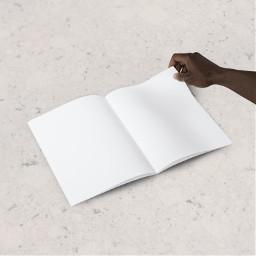 blanknotebook freetoedit