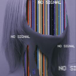 nosignal tv holographic freetoedit unsplash