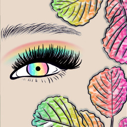 rainbow raainbowlady colorful color aesthetic outlineart outline drawing freetoedit