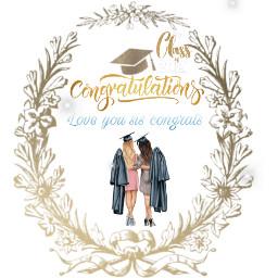graduation happy sis loveyousis freetoedit