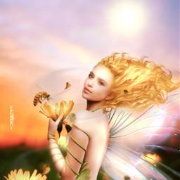 freetoedit mastershoutout heypicsart fantasy fairy inspiration creative remix colochis89