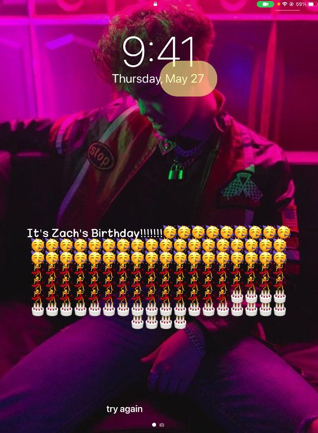 It's zach's birthday!!!!!        ♫༄𝐁𝐢𝐠 𝐏𝐥𝐚𝐧𝐬 𝚒𝚜 𝚙𝚕𝚊𝚢𝚒𝚗𝚐༄♫  ••••••••••••••••••••••••••  -ᴡᴏʀᴋ ᴀʟʟ ᴅᴀʏ, ᴡᴏʀᴋ ᴀʟʟ ɴɪɢʜᴛ-  ❥𝙳𝚊𝚝𝚎: 𝙼𝙰𝚈 𝟸𝟽  ❥𝚃𝚒𝚖𝚎 𝚘𝚏 𝚙𝚘𝚜𝚝: 𝟿:𝟻𝟹 𝙰𝙼 ❥𝚆𝚎𝚊𝚝𝚑𝚎𝚛:☀️  ••••••••••••••••••••••••••  -ᴍɪɢʜᴛ ɴᴏᴛ ɢᴇᴛ ɴᴏ sʟᴇᴇᴘ ᴛᴏɴɪɢʜᴛ-  ❥𝚄𝚜𝚎𝚛𝚗𝚊𝚖𝚎:@rajaa27111 ❥𝙵𝚘𝚕𝚕𝚘𝚠𝚎𝚛 𝚌𝚘𝚞𝚗𝚝:𝟿𝟸𝟽 ❥𝙵𝚘𝚕𝚕𝚘𝚠𝚎𝚛 𝚐𝚘𝚊𝚕:𝟷𝟶𝟶𝟶 ❥𝙾𝚝𝚑𝚎𝚛 𝚊𝚌𝚌𝚜:   ••••••••••••••••••••••••••  -ʙᴀʙʏ ᴄᴀɴᴛ ʏᴏᴜ sᴛᴀʏ ᴜᴘ?-  ❥𝚃𝚢𝚙𝚎: lockscreen ❥𝙲𝚘𝚕𝚘𝚛𝚜:   ❥𝚆𝚑𝚘: @-imzachherron  ❥𝚃𝚎𝚡𝚝: @rajaa27111  ••••••••••••••••••••••••••  -ᴅᴏɴᴛ ᴍᴀᴛᴛᴇʀ ᴛʜᴇ ᴄɪʀᴄᴜᴍsᴛᴀɴᴄᴇ, ᴡᴇ ᴅᴏɴᴛ ʟᴇᴛ ɪᴛ ᴄʜᴀɴɢᴇ ᴜs-  ❥𝙸𝚗𝚜𝚙𝚘:  ❥𝙱𝚐 𝚌𝚛𝚎𝚍𝚜: ❥𝙳𝚎𝚜𝚌 𝚌𝚛𝚎𝚍𝚜: @astrclogy  ••••••••••••••••••••••••••  -ɪ ɢᴏᴛ ʀᴇᴀʟ ʙɪɢ ᴘʟᴀɴs, ʙᴀʙʏ, ғᴏʀ ʏᴏᴜ ᴀɴᴅ ᴍᴇ, sᴏ ʟᴏᴠᴇ ᴍᴇ ғᴏʀ ᴡʜᴏ ɪ ᴀᴍ ᴀɴᴅ ᴡʜᴏ ɪᴍ ɢᴏɴɴᴀ ʙᴇ-  ••••••••••••••••••••••••••  𝙽𝚘𝚝𝚎 𝚏𝚛𝚘𝚖 𝚎𝚍𝚒𝚝𝚘𝚛:  𝙷𝙰𝙿𝙿𝚈 𝙱𝙸𝚁𝚃𝙷𝙳𝙰𝚈 𝚉𝙰𝙲𝙷 ♥︎🎂   ᴡʜᴏ ᴡᴀɴᴛs ᴛᴏ ʙᴇ ɪɴ ᴍʏ ᴛᴀɢ ʟɪsᴛ♡︎  ••••••••••••••••••••••••••     ♫𝚃𝚊𝚐𝚐𝚒𝚎𝚜♫ @lalalimelight          @rebecca_besson   @im_alimelight_wdw ( 𝙼𝚁𝚂.𝚁𝙾𝚂𝚈 𝙲𝙷𝙴𝙴𝙺𝚂 ♡︎ )  @liberty_wdw  @therealnovelans   @fxllin-   @dough_naht_27   @https-lush   @i_love_ramen  @sadquotesicameupwith  @thatxlimelight8  @wdw_corbyn_besson ( 𝙼𝚁𝚂.𝙱𝙴𝚂𝚂𝙾𝙽🤍)  @xxlimelightxxbeachyxx @xxkara1214xx   @qtvfairy  @mj_plays (🦄𝚄𝙽𝙸𝙲𝙾𝚁𝙽🦄)  @noodlelover- ( 𝙽𝙾𝙾𝙳𝙻𝙴𝚂 🍜)  @zoe_gumies   @deutschebahnimwahn  @corbyns_girl  @aesthticallyseavey  @jack-avery (𝙱𝚎𝚜𝚝𝚒𝚎💗)  @itz_alesha  @streamtgtatbo   @xredxrose  @__sugxr_clxud__   @official_tt09 (𝙱𝚄𝚃𝚃𝙴𝚁𝙵𝙻𝚈🦋)  @keira_limelight   @wtf_jasmine20 ( 𝚀𝚄𝙴𝙴𝙽 𝙾𝙵 𝙼𝙴𝙰𝙽✨ )  @kawaiicutiemochi  @precious_besson (𝙲𝙾𝚁𝙱𝚈𝙽'𝚂 𝚆𝙸𝙵𝙴𝚈🤍)  @-disneyzqmbies-   @one4life   @trap-doll-miyah  (𝙳𝙾𝙿𝙴 𝙰𝚄𝙽𝚃𝙸𝙴)  @ironmanxxxxx  @darling_quackson   @deutschebahnimwahn  @ashlyn1250  @itssss_honey_edits   @tayaaa1234 (𝚃𝙰𝚈𝙰💕)  @brianaibett  @lgbtq_queensox   @xx_moondusk_xx (𝙼𝚁𝚂 𝙱𝙻𝙰𝚁𝙼𝚈💙)  @editorofqueens_fp   @dreamer_aesthetics (𝙳𝚁𝙴𝙰𝙼𝙴𝚁💫)  @jessoala  @wandavision_123   @nessxmads  @sydthekid0  @xxlimelight21xx  @charli_dixiexp (𝙲𝙾𝙾𝙻 𝙱𝙴𝙰𝙽⭐️)  @astrclogy (𝚌𝚞𝚝𝚎 𝚐𝚒𝚛𝚕💓)  @-minty  @-hxzel  @-lovelyherronn @xxlimelight21xx @ashlyn_belle  @madsyuh      ❥𝚉𝚊𝚌𝚑'𝚜 𝙻𝚊𝚗𝚎: @nessxma