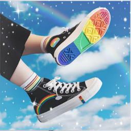 rainbow freetoedit ircstepbystep stepbystep