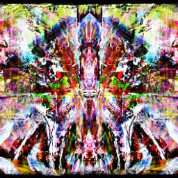 soulcrusherb abstractually abstractrandomness organizedchaos