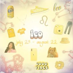 leo leozodiac zodiac freetoedit