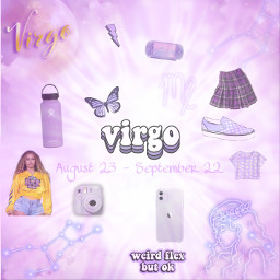 virgo virgozodiac zodiac freetoedit