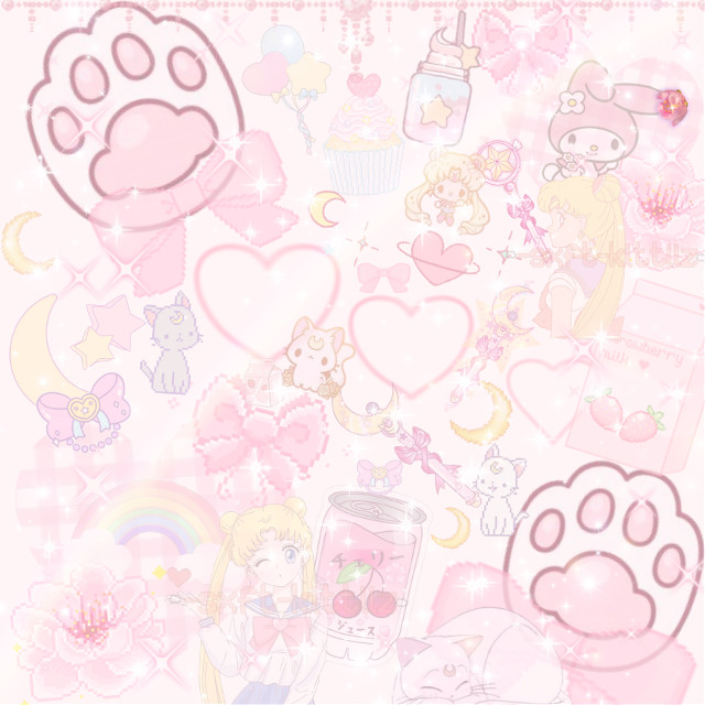 I tried making a edit- this took around 2 and a half hours. Seems like it took 3 mins but it was my first time. I hope you like it! #edit #animeedit #meow #kawaii #softcore #soft #softie #kawaiicore #babycore #dreamcore #weirdcore #sailormoon #soft #cat #catpaw #mymelody #sanrio #hellokitty #plushie #me0w #puppy #sailormoonedit #sailormoonaesthetic #sailormoonwallpaper #cute
